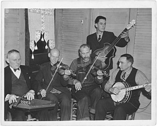 Appalachian music traditional music of the American Appalachian Mountains region