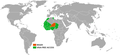 Visa policy of Niger.png