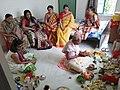 Vishnu Puja At Home With Devotees - Howrah 20170708130201 1.jpg