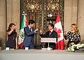 Visita Oficial del Primer Ministro de Canadá, Justin Trudeau (37634166632).jpg