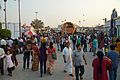 Visitors - 38th International Kolkata Book Fair - Milan Mela Complex - Kolkata 2014-02-09 8799.JPG