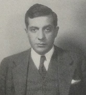 Vito Marcantonio - From 1949's Pictorial Directory of the 81st Congress