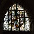 Vitrail de la façade de l'église Saint-Jacques (Lisieux, Calvados, France).jpg