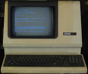 VT100 - VT101