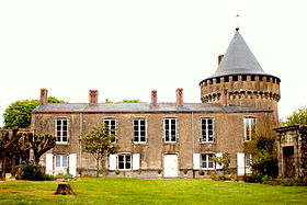 Image illustrative de l'article Château de l'Echasserie