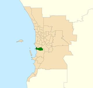 Electoral district of Cockburn State electoral district of Western Australia