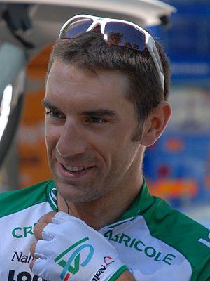 William Bonnet - Bonnet at the 2008 Tour de France