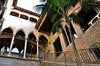 WLM14ES - Museu Picasso, Ciutat Vella, Barcelona - MARIA ROSA FERRE.jpg