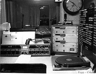 WPCI - Sound Board - WMRB.