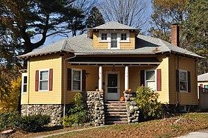House at 26 Francis Avenue - Image: Wakefield MA 26Francis Avenue