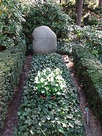 Waldfriedhofdahlelm ehrengrab Tessenow, Heinrich1.jpg