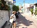 Walking back streets of Isla Mujeres.jpg