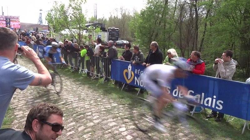 File:Wallers - Paris-Roubaix, le 13 avril 2014 (08).ogv