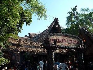 Walt Disney's Enchanted Tiki Room - The attraction at Disneyland