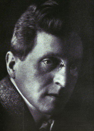 Los Angeles Philharmonic - Walter Henry Rothwell (1872-1927), first Music Director of the Los Angeles Philharmonic.