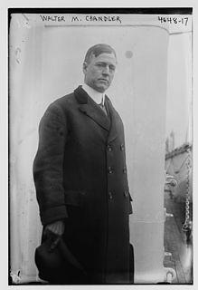 Walter M. Chandler American politician