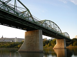 Walterdale Bridge - Walterdale Bridge