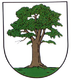 Coat of arms of Berga