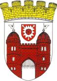 Das Wappen von Bückeburg