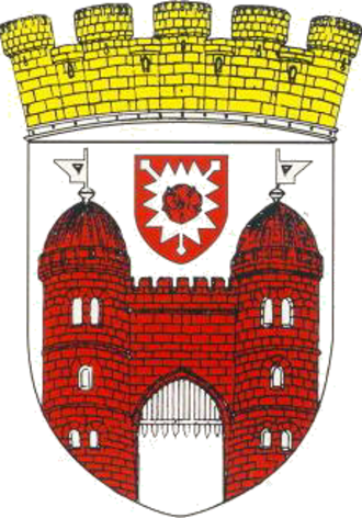 Schaumburg - Image: Wappen Bueckeburg