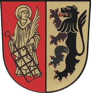 Probstzella - Image: Wappen Probstzella
