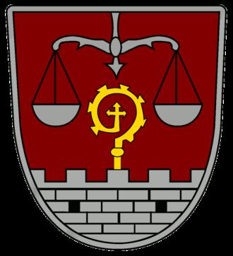 Donnersdorf - Image: Wappen von Donnersdorf