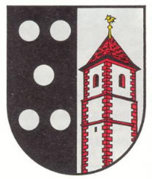 Langwieden - Image: Wappen von Langwieden