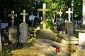 Warszawa Reduta Wolska - cmentarz prawosławny 11.jpg