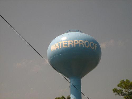 Waterproof mailbbox