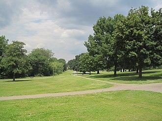 Watling Park - Image: Watling Park