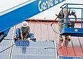 Wayne National Forest Solar Panel Construction (3725848206).jpg