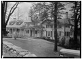 Wayside Inn, Post Road and Wayside Lane, Scarsdale, Westchester County, NY HABS NY,60-SCARD,2-2.tif