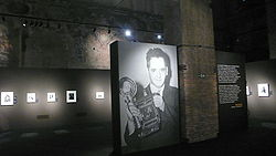 Weegee at Palazzo della Ragione in Milan.jpg