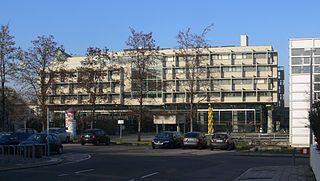 State Academy of Fine Arts Stuttgart university in Stüttgart, Germany