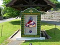 Well Dressing , Ashford in the Water - geograph.org.uk - 1097417.jpg