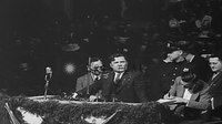 File:Wendell Willkie addressing the crowd at the Republican National Convention after ...HD Stock Footage.webm