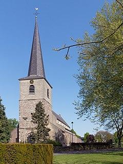 Wessem Place in Limburg, Netherlands