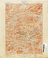 West Canada Lakes New York USGS topo map 1898.jpg