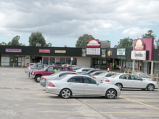 Wetherill Park, New South Wales Suburb of Greater Western Sydney, New South Wales, Australia