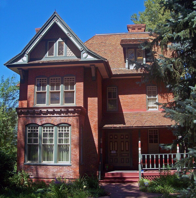 Wheeler stallard house wikipedia for Aspen house