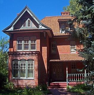 Wheeler–Stallard House United States historic place