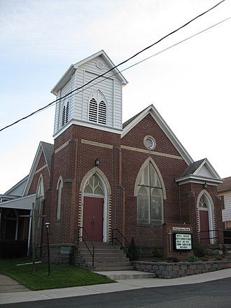 White Haven, Pennsylvania - Image: White Haven, Pennsylvania