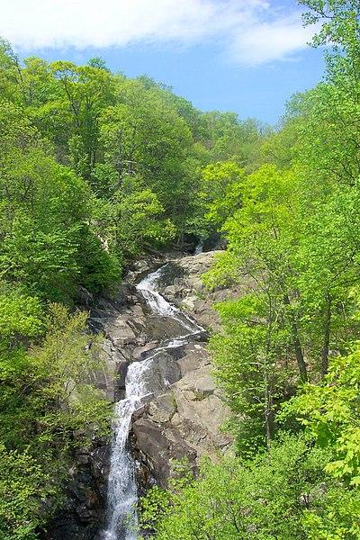 File:Whiteoak Canyon Shenandoah NP 2005.jpg