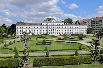 Vienna Boys' Choir - Since 1948, the Palais Augarten has served as a boarding school for the Vienna Boys' Choir