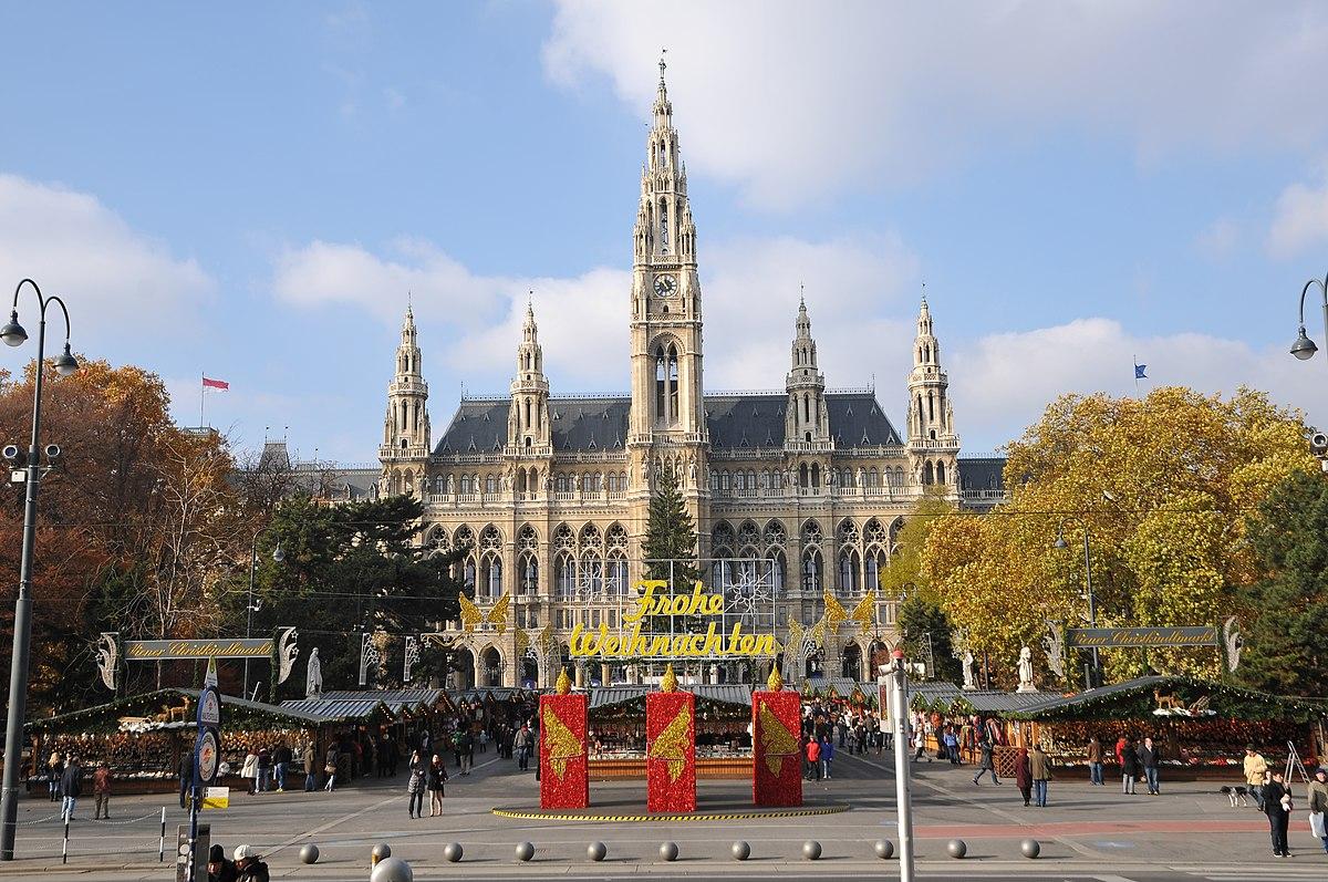 Wien Joulumarkkinat