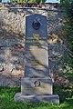 Wiener Zentralfriedhof - Gruppe 0 - Grabstein von Friedrich Halm.jpg