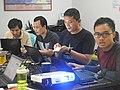 WikiLatih 1.0 (Wikipedia writing training session for beginner), Jakarta; May 2016 (13).jpg