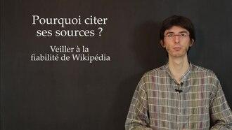 Fichier:WikiMOOC - vidéo 11 - Le concept de sourçage.webm