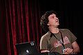 Wikimania 2014 Day 2 (14917324321).jpg