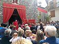 Wikimania 2016 Deryck day 3 - 02 church procession.jpg